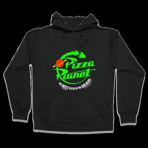 Pizza Planet Hooded Sweatshirt