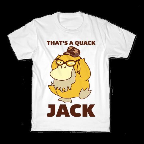 Si Duck Kids T-Shirt