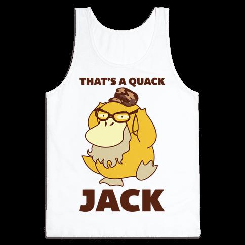 Si Duck Tank Top