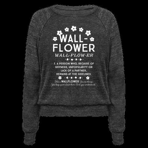 Definition of a Wallflower
