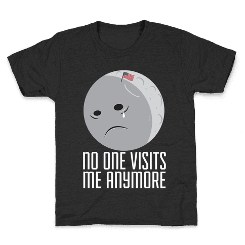 Sad Moon Kids T-Shirt