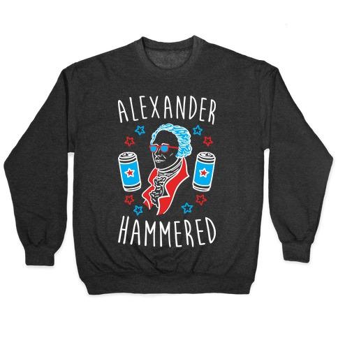 Alexander Hammered Pullover