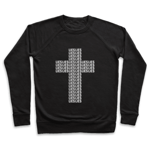 Cross of Lies Pullover