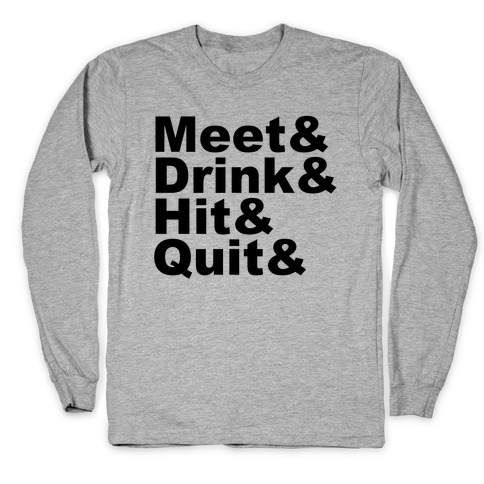 Party Night Long Sleeve T-Shirt