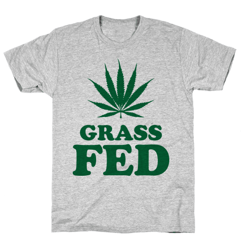 GRASS FED Mens T-Shirt