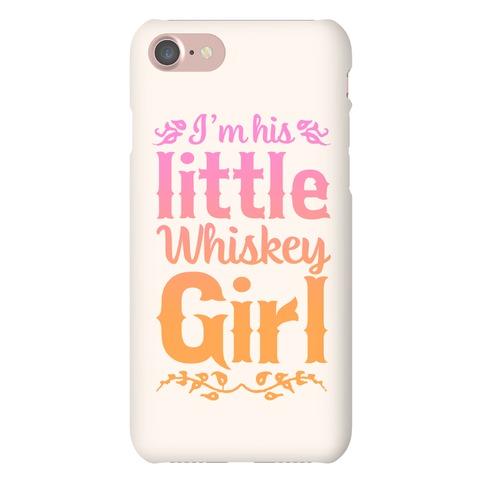 Little Whiskey Girl Phone Case