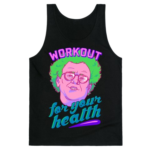 Workout For Your Health Tank Top