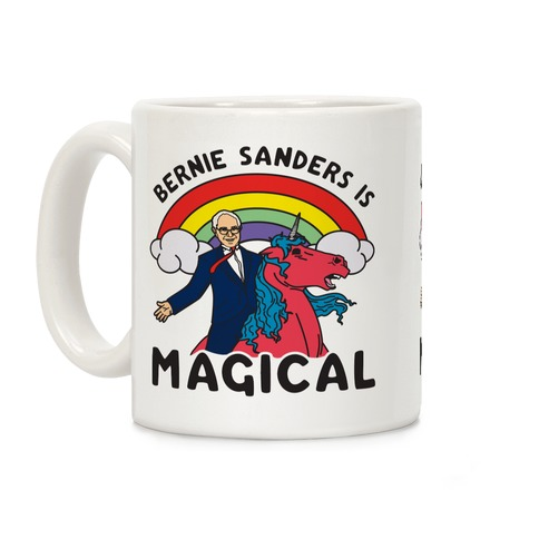 I Believe in Bernie Coffee Mug