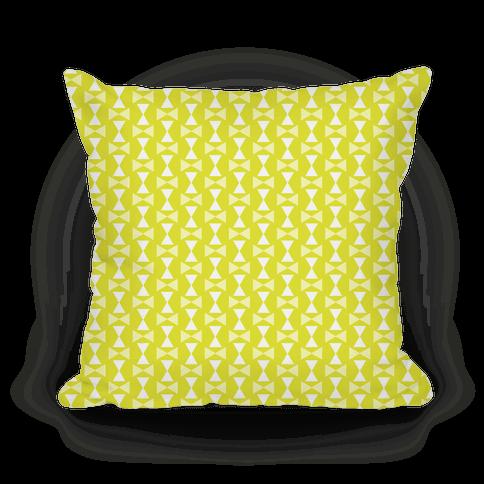 Yellow Geometric Pattern