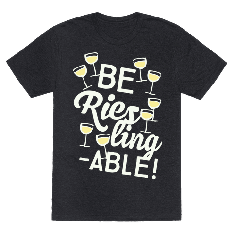 Be Riesling-able