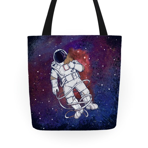 Space Mondays Tote