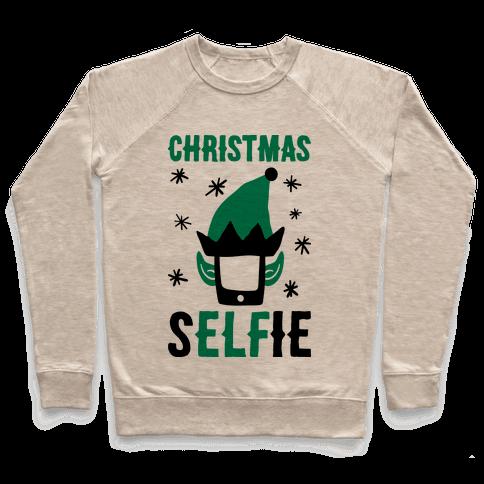 Christmas Selfie Pullover