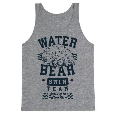 Waterbear Swim Team Tank Top