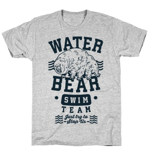 Waterbear Swim Team T-Shirt