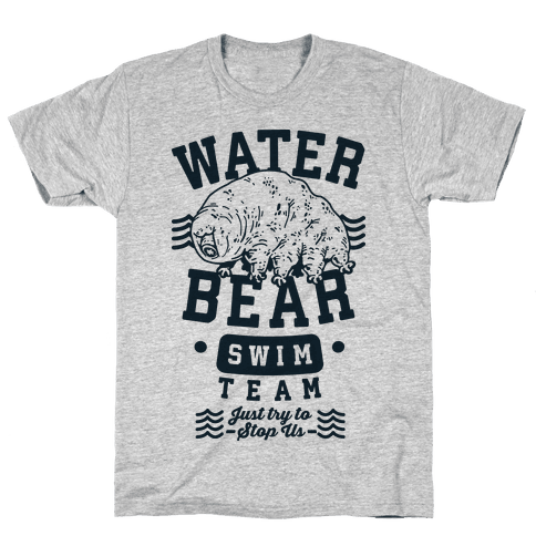 Waterbear Swim Team