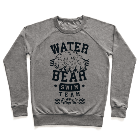 Waterbear Swim Team Pullover