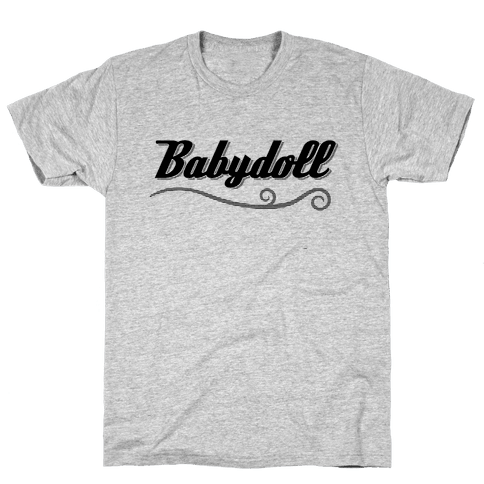 Baby Doll Mens T-Shirt