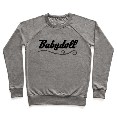 Baby Doll Pullover