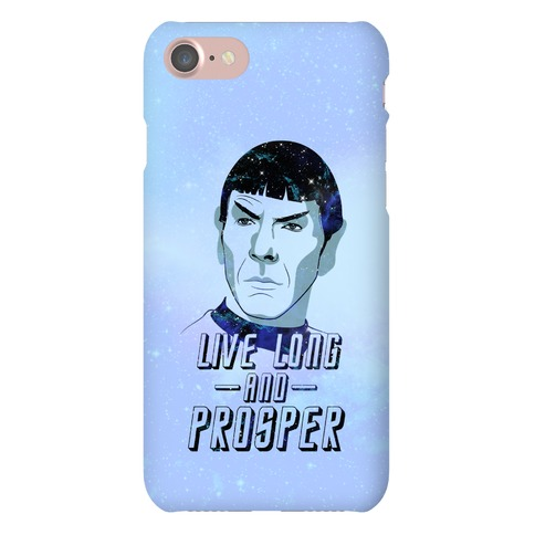 Live Long and Prosper Phone Case