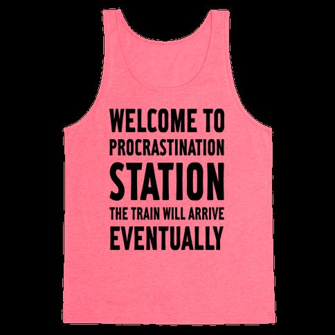 Procrastination Station