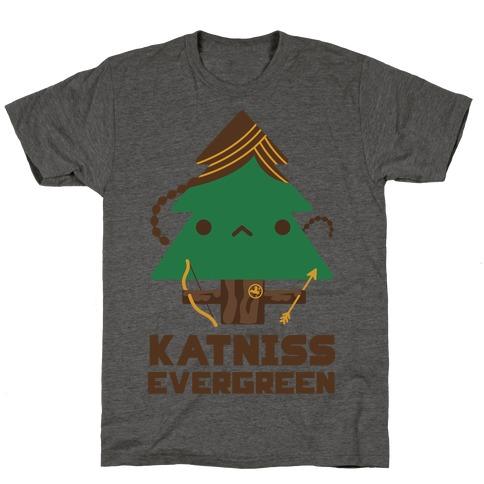 Katniss Evergreen T-Shirt