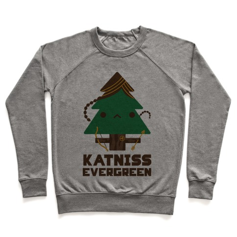 Katniss Evergreen Pullover