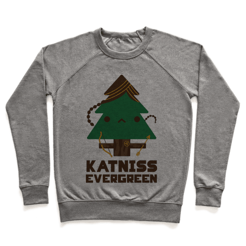 Katniss Evergreen Pullover