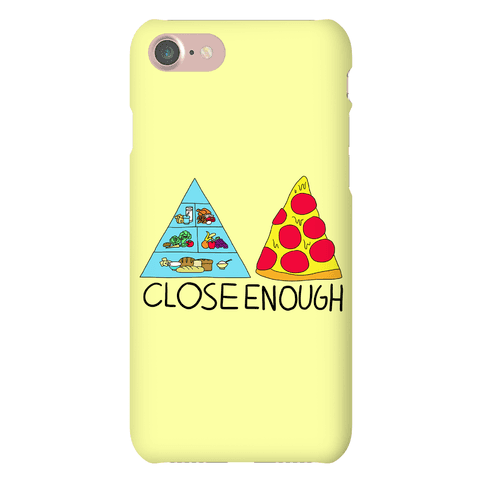 Pizza Pyramid (Close Enough) Phone Case