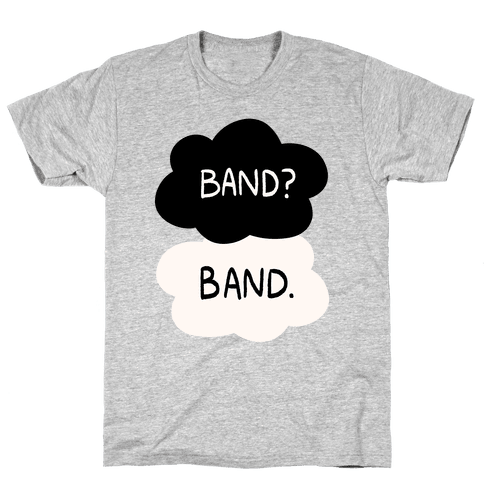 Band? Band. Mens T-Shirt