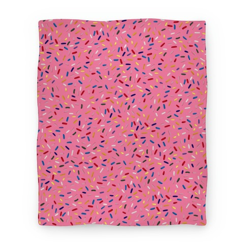 Sprinkle Blanket (Strawberry) Blanket