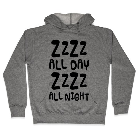 ZzZz All Day Hooded Sweatshirt