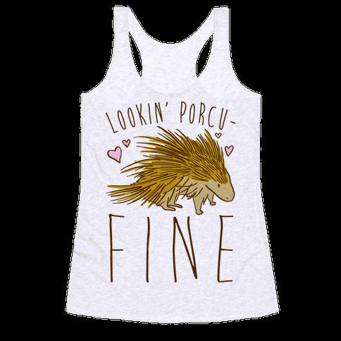 Lookin' Porcu-fine