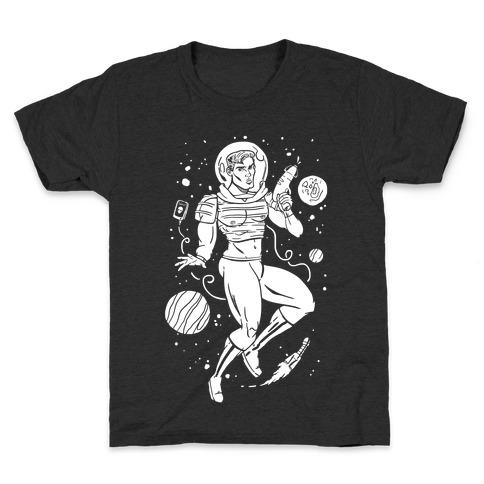 Gaylactic Warrior Kids T-Shirt