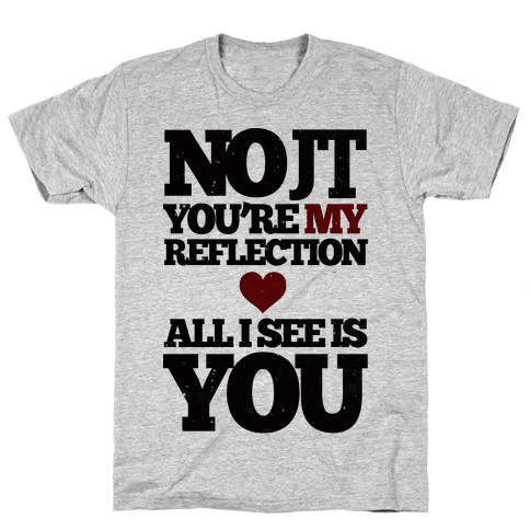My Reflection Mens T-Shirt