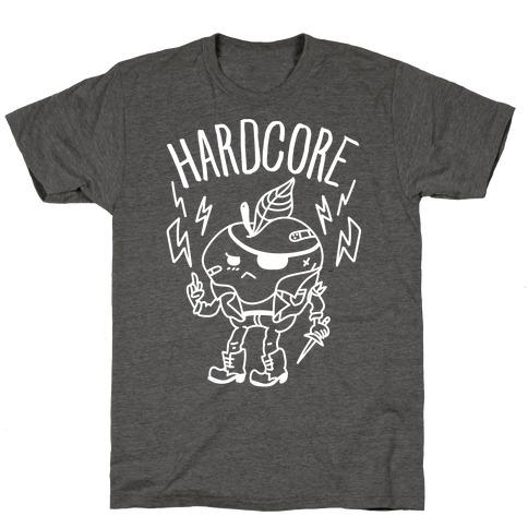 Hardcore Apple T-Shirt
