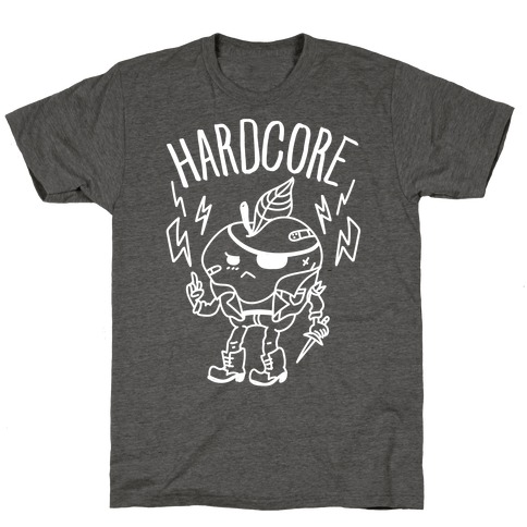 Hardcore Apple T-Shirt