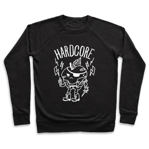 Hardcore Apple Pullover