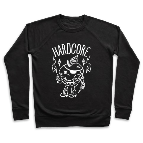 Hardcore Apple Pullover