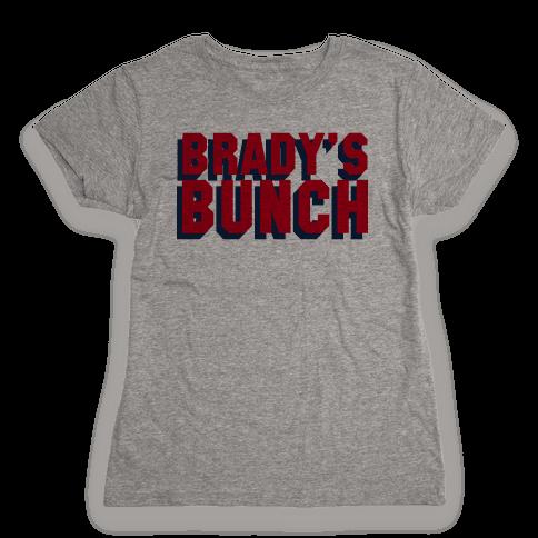 Brady's Bunch Womens T-Shirt