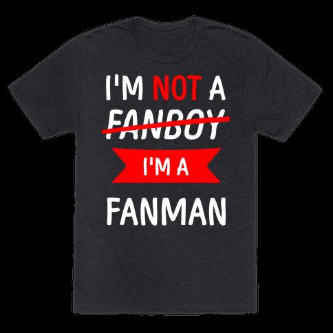 I'm Not A Fanboy