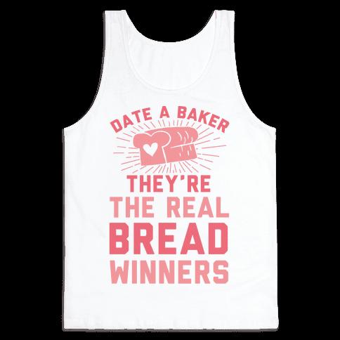Date A Baker Tank Top