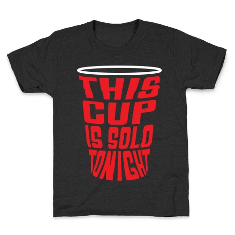 This Cup is Solo Kids T-Shirt