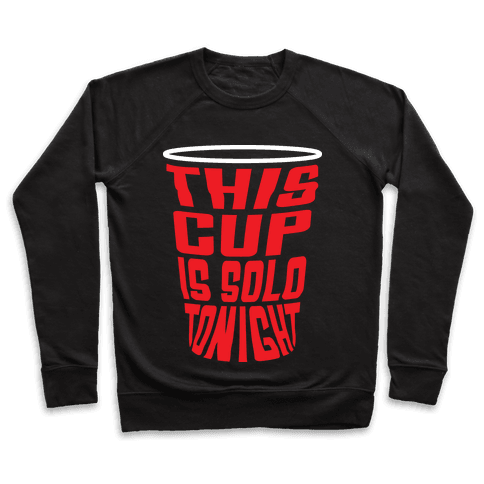 This Cup is Solo Pullover