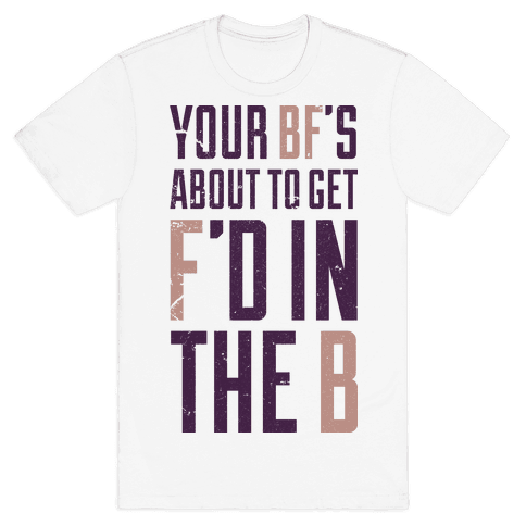 fd in the b Mens T-Shirt