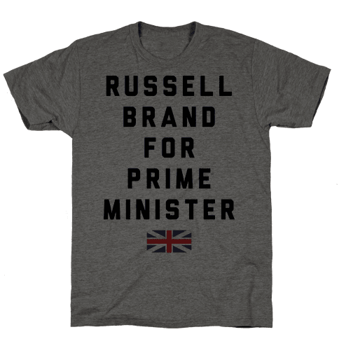 Russel Brand For Prime Minister