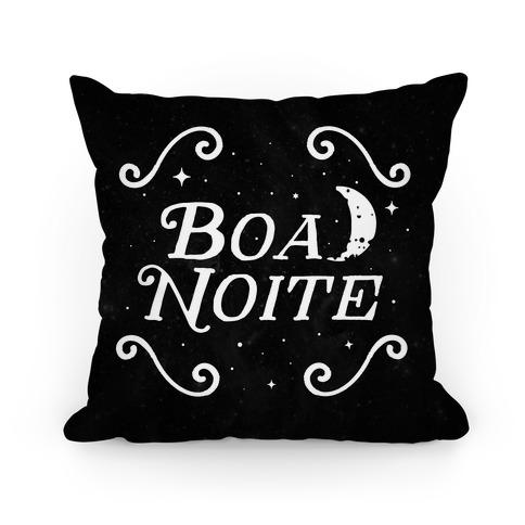 Boa Noite Pillow Pillow