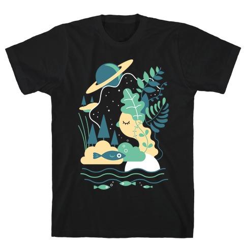 Deep Space Diving T-Shirt