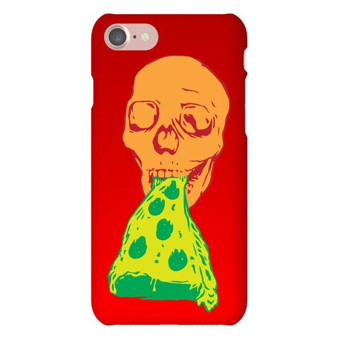 R.I.P. Rest In Pizza Phone Case