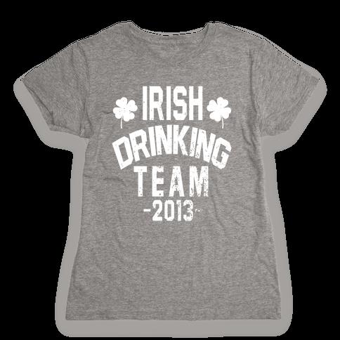 Irish Drinking Team 2013