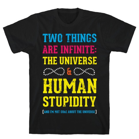 Infinite Mens T-Shirt